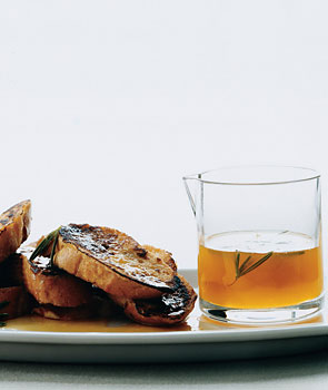 Rosemary Orange Syrup