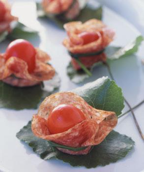 """Grape Tomato """"Blossoms"""""""
