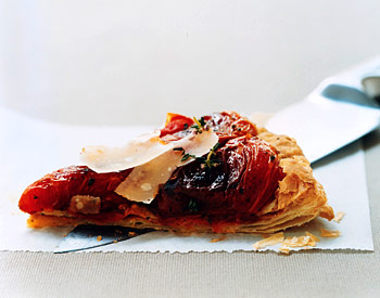 Roasted-Tomato Tart