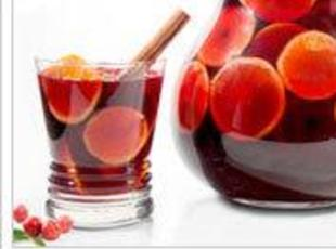 WINTER- SPICED RED WINE SANGRIA