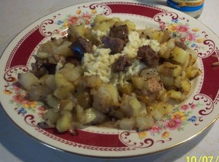 A POLISH KIELBASA HASH ....for a B/D BOY