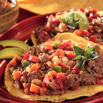 Picadillo for Tacos