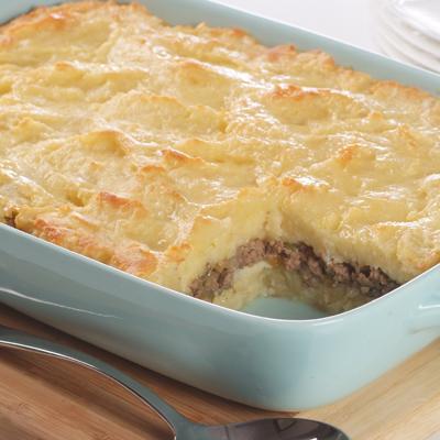 Paraguayan Shepherd's Pie