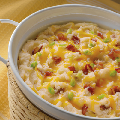 Loaded Potato Potluck Favorite