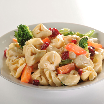 Vegetarian Summer Pasta Salad