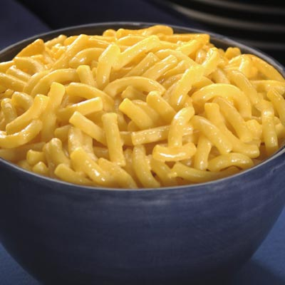 Quick & Creamy Macaroni & Cheese