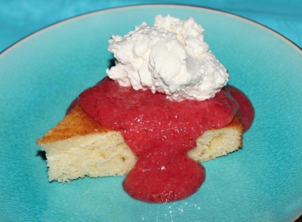 Grandma Chin's Sponge Cake