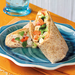Birds Eye® Greek Veggie & Hummus Wrap