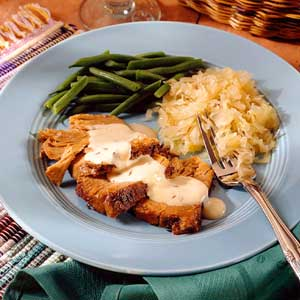 Bavarian Pork Roast