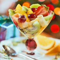 Ginger-Fruit Compote