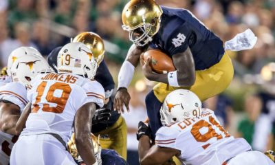 Notre Dame vs Texas 2015