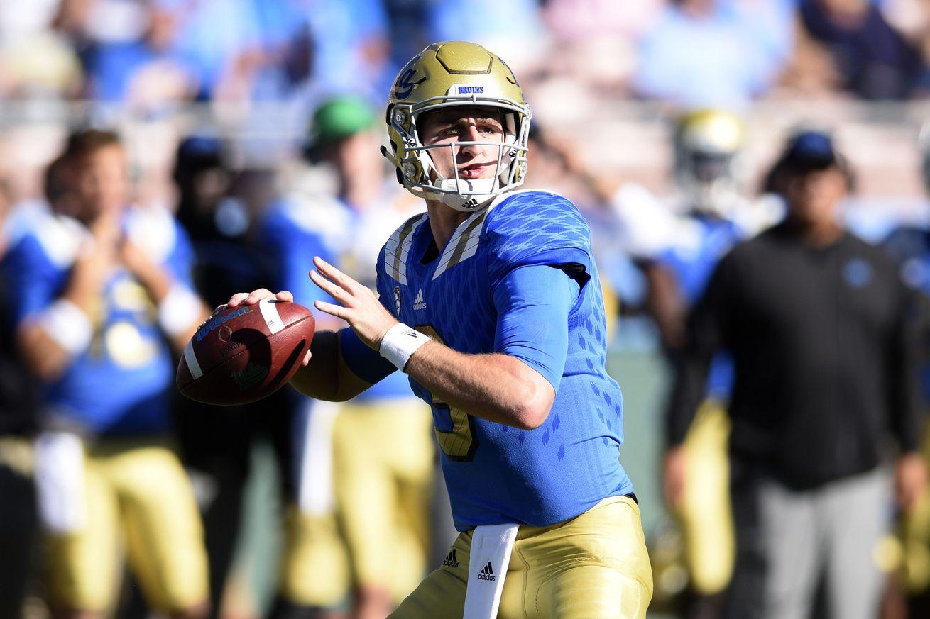 Josh Rosen UCLA