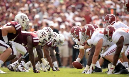 USP NCAA FOOTBALL: ALABAMA AT TEXAS A&M S FBC USA TX