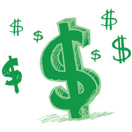 Cash icon large