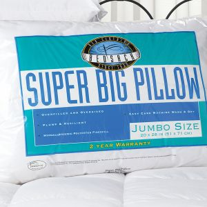 Super Big Jumbo Pillow