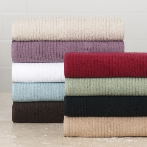 Quick Dry Stratford Towel Collection by American Dawn