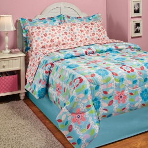 53274 Texstyle Holdings Lexie Bed In A Bag   Kids and Teen Bedding