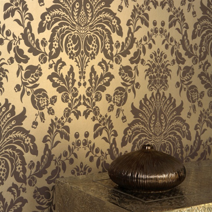 Elizabeth Wall Covering by Graham & Brown. Dimensions (inches):