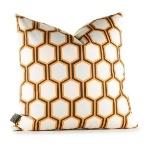 Inhabit Living Plinko Pillow Modern Pillows