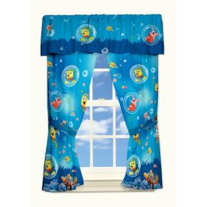 Spongebob squarepants shower curtains Bath Accessories | Bizrate