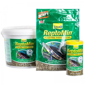 Tetra ReptoMin Floating Food Sticks - Aquatic Turtle Food