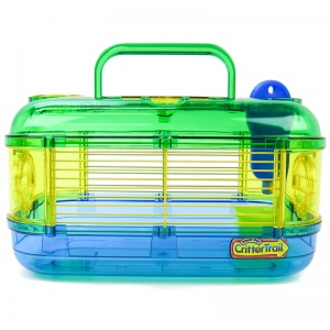 Super Pet CritterTrail Carry and Go Habitat (Mini 1) - Small Pet Habitats Best Price