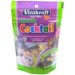 VitaKraft Chinchilla Cocktail Treat