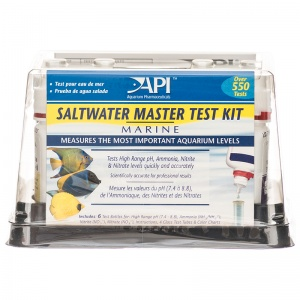 Aquarium Pharmaceuticals Saltwater Master Test Kit: Marine Master Test Kit #401M - Aquarium Saltwater Test Kits Best Price