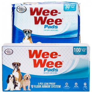 Four Paws Wee Wee Pads Original - (22 x 23) - Dog Housetraining Aids Best Price