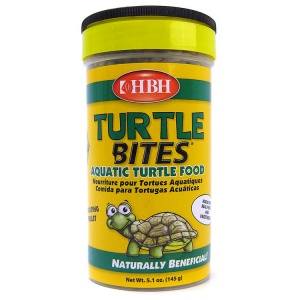 HBH Pet Products Turtle Bites Aquatic Turtle Food: 5.1 oz #20005 Best Price