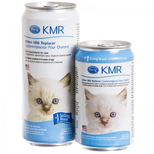 PetAg KMR Liquid Milk Replacer for Kittens: 11 oz