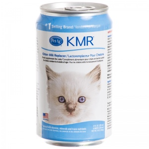 PetAg KMR Liquid Milk Replacer for Kittens: 8 oz
