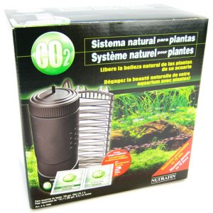 Nutrafin CO2 Natural Plant System: CO2 Natural Plant System - (Up to 20 Gallons) #A7690 - Aquarium Plant CO2 Systems Best Price