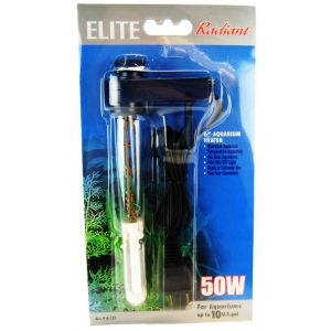 Elite ELITE Radiant Mini Compact Heater: 50 Watt Radiant Heater #A731 - Aquarium Heaters Best Price