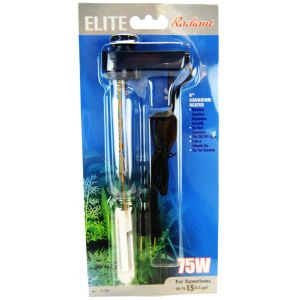 Elite ELITE 8 Inch Radiant Heater: 75 Watt Radiant Heater #A734 - Aquarium Heaters Best Price