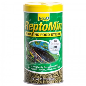Tetra ReptoMin Floating Food Sticks: 10.59 oz #16255 - Aquatic Turtle Food Best Price