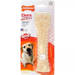 Nylabone Durable Pooch Pacifier - Original Flavor: Souper #NS105 - Dog Chew Bones Best Price