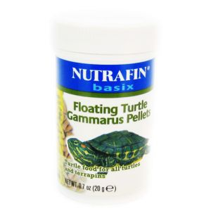 Nutrafin Basix Floating Gammarus Turtle Pellets: 20 grams #A7420 - Aquatic Turtle Food Best Price