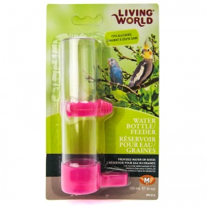 Living World Combination Water Fountain or Feeders: Large - 4 oz (140 ml) #81612 - Bird Feeders Best Price