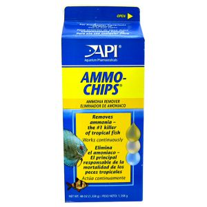 Aquarium Pharmaceuticals Ammo-Chips: 48 oz #79C - Aquarium Filter Chemical Media Best Price
