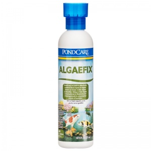 PondCare AlgaeFix Algae Control for Ponds: 8 oz - (Treats 2 400 gallons) #169A - Pond Algae Control Best Price