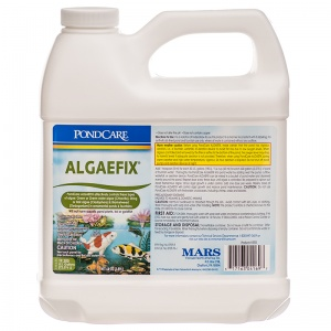 PondCare AlgaeFix Algae Control for Ponds: 64 oz - (Treats 19 200 gallons) #169D - Pond Algae Control Best Price