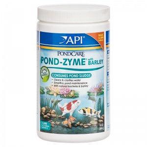PondCare Pond Zyme with Barley Heavy Duty Pond Cleaner: 1 pound - (Treats 16 000 Gallons) #146B - Pond Biological Treatments Best Price