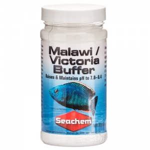 Seachem Malawi/Victoria Buffer 250 Gram: Malawi/Victoria Buffer - 250 Grams #296 - Aquarium Water Buffers Best Price