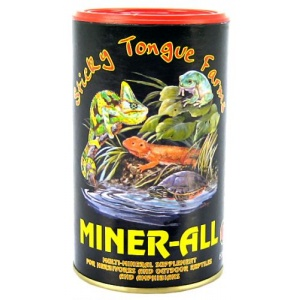 Sticky Tongue Farms Miner-All