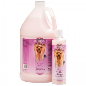 Bio Groom Silk Cream Rinse Conditioner - Dog Grooming Conditioners