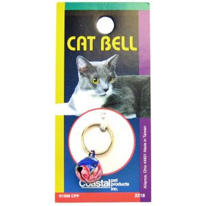 Coastal Pet Cat Bell - (Assorted Styles): Floral Sunburst
