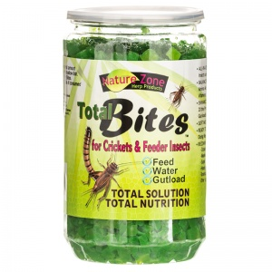 Nature Zone Cricket Total Bites: 24 oz #CTB254512 - Cricket and Insects Food