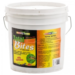 Nature Zone Cricket Total Bites: 1 Gallon #CTB354513 - Cricket and Insects Food Best Price