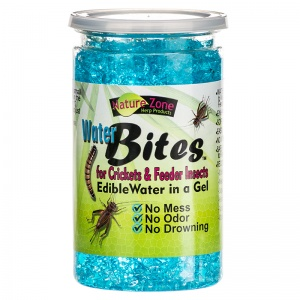 Nature Zone Cricket Water Bites: 12 oz #CWB154211 - Cricket and Insects Food Best Price